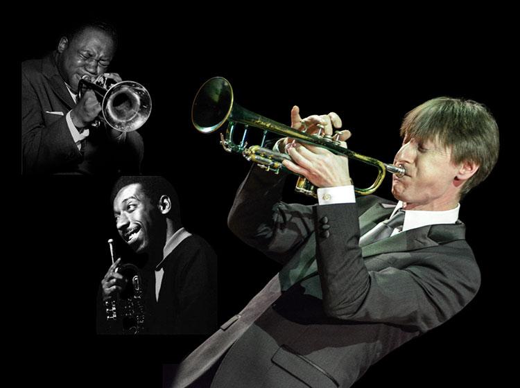 Paul Higgs Quartet presents Brown and Blue