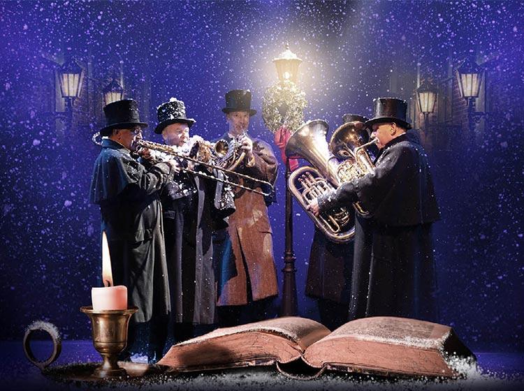 A Dickensian Christmas - London Concert Brass