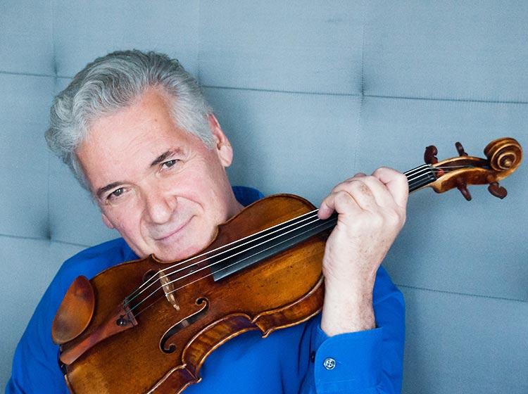 Pinchas Zukerman. Photo by Cheryl Mazak