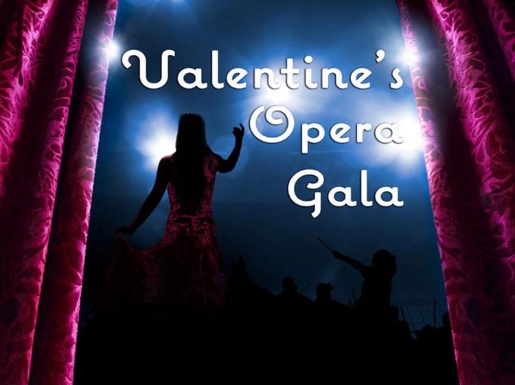 Royal Philharmonic Orchestra Valentine's Opera Gala