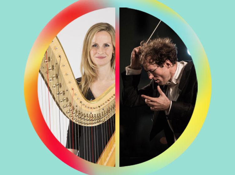 Suzy Willison-Kawalec, harp & Pablo González, conductor