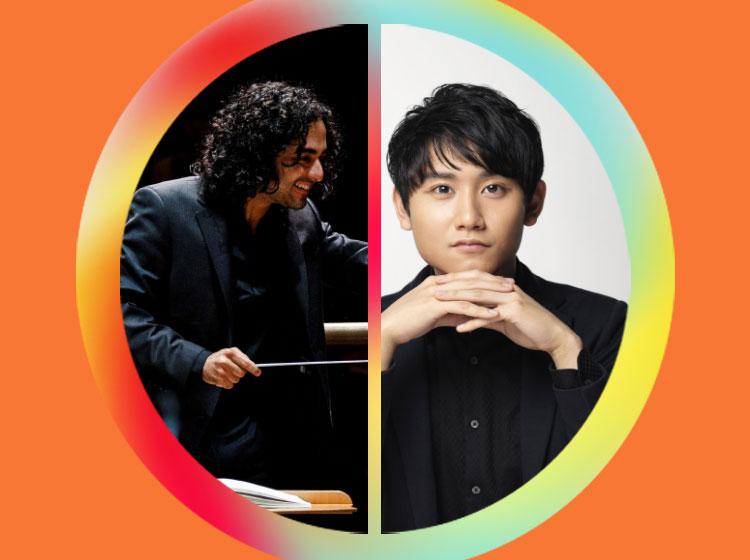 Kerem Hasan, conductor & Fumiya Koido, piano