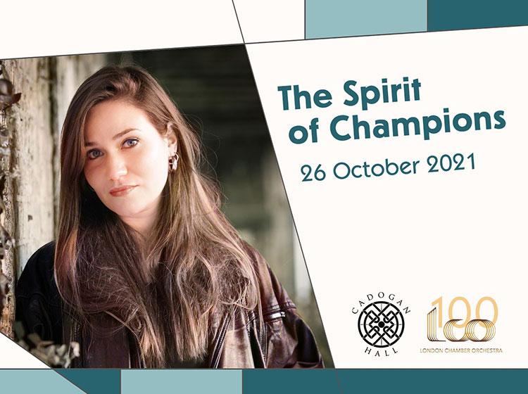 London Chamber Orchestra 'Spirit of Champions'