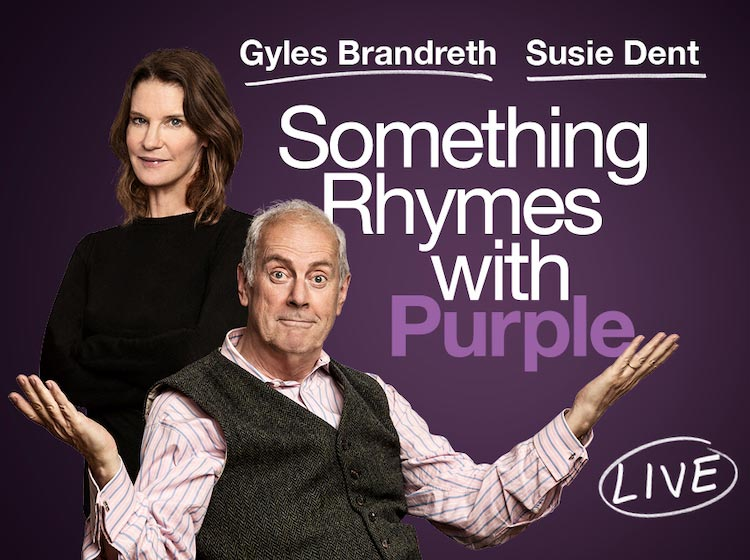 Something Rhymes with Purple LIVE